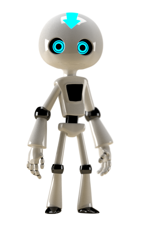 MAC Robot Character