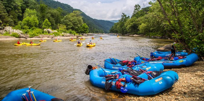 Outdoor Recreation and Experiences